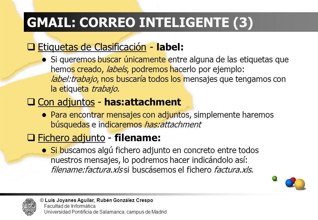 GMAIL: CORREO INTELIGENTE (3)