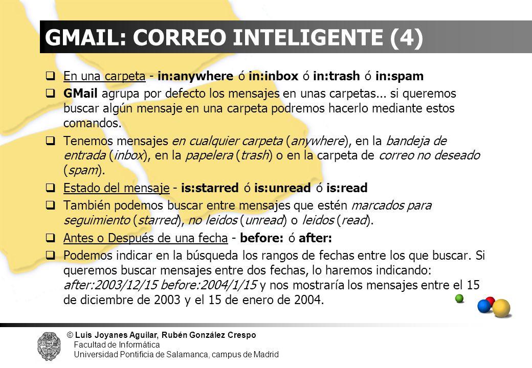 GMAIL: CORREO INTELIGENTE (4)