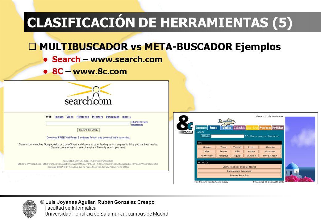 CLASIFICACIÓN DE HERRAMIENTAS (5)
