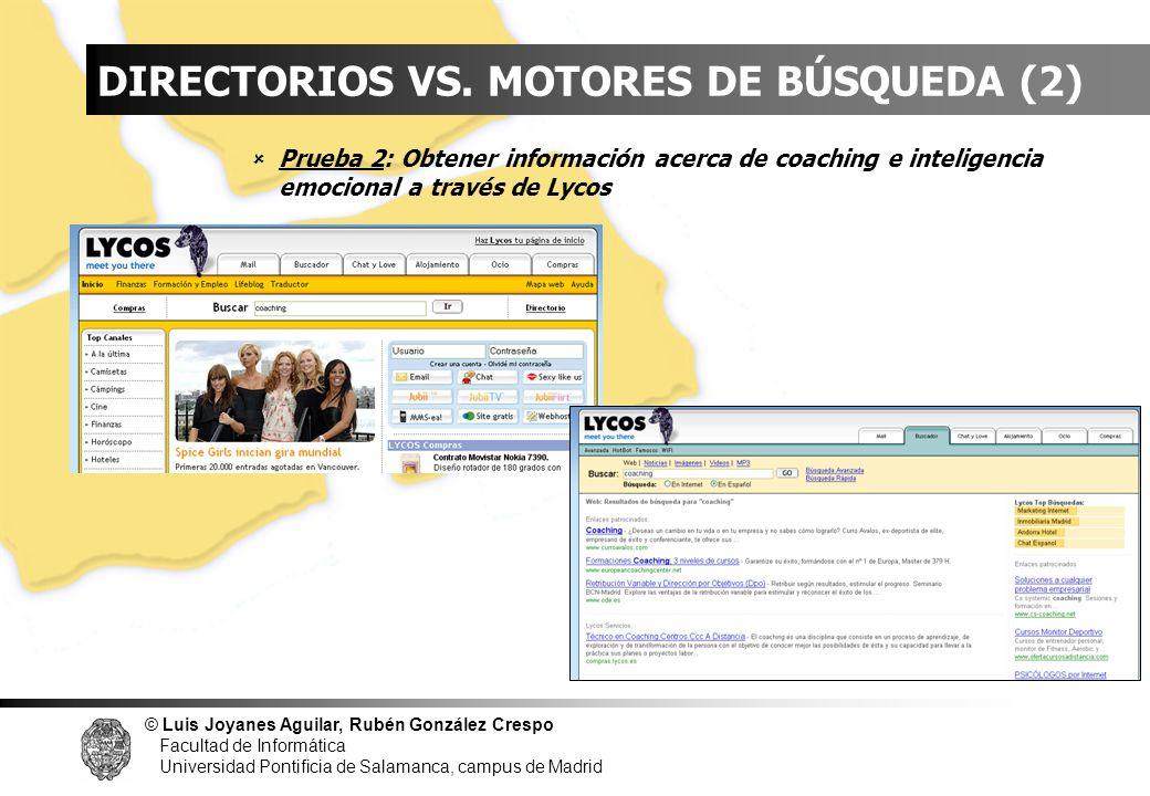 INDICE DIRECTORIOS VS. MOTORES DE BÚSQUEDA (2)