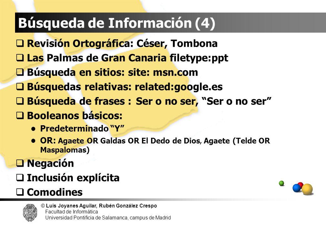 Búsqueda de Información (4)