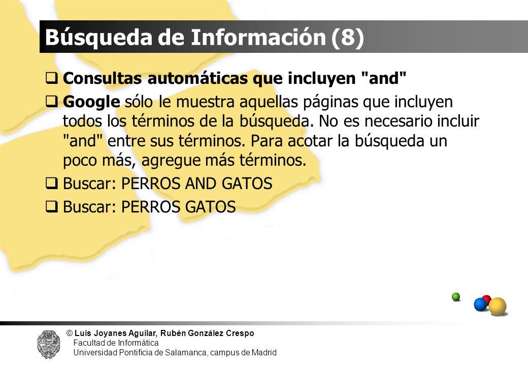 Búsqueda de Información (8)