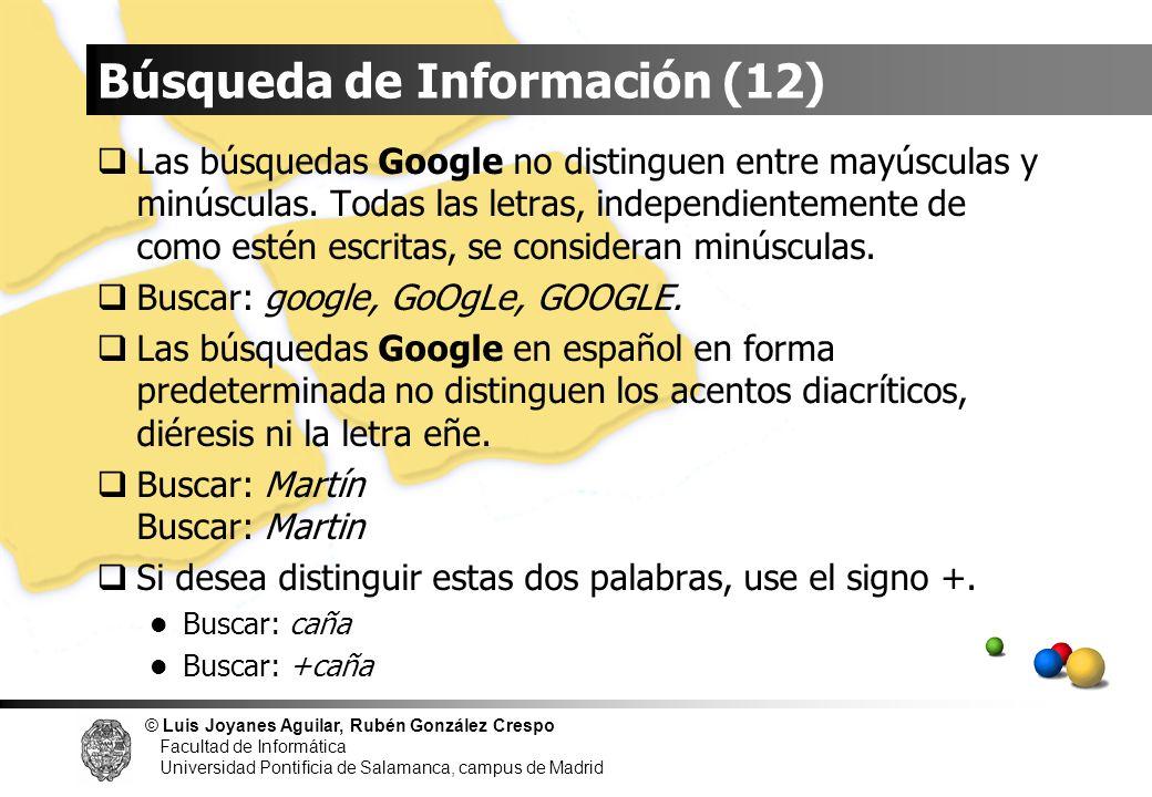 Búsqueda de Información (12)