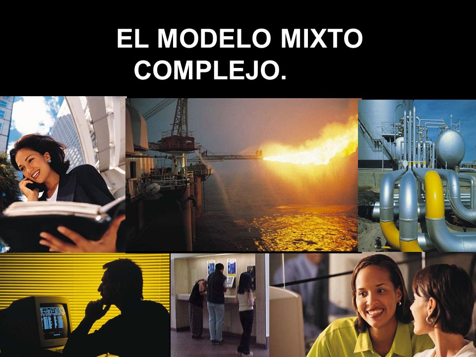 EL MODELO MIXTO COMPLEJO.