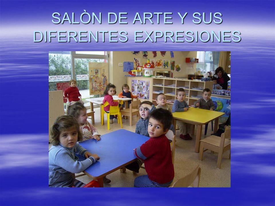 SALÒN DE ARTE Y SUS DIFERENTES EXPRESIONES
