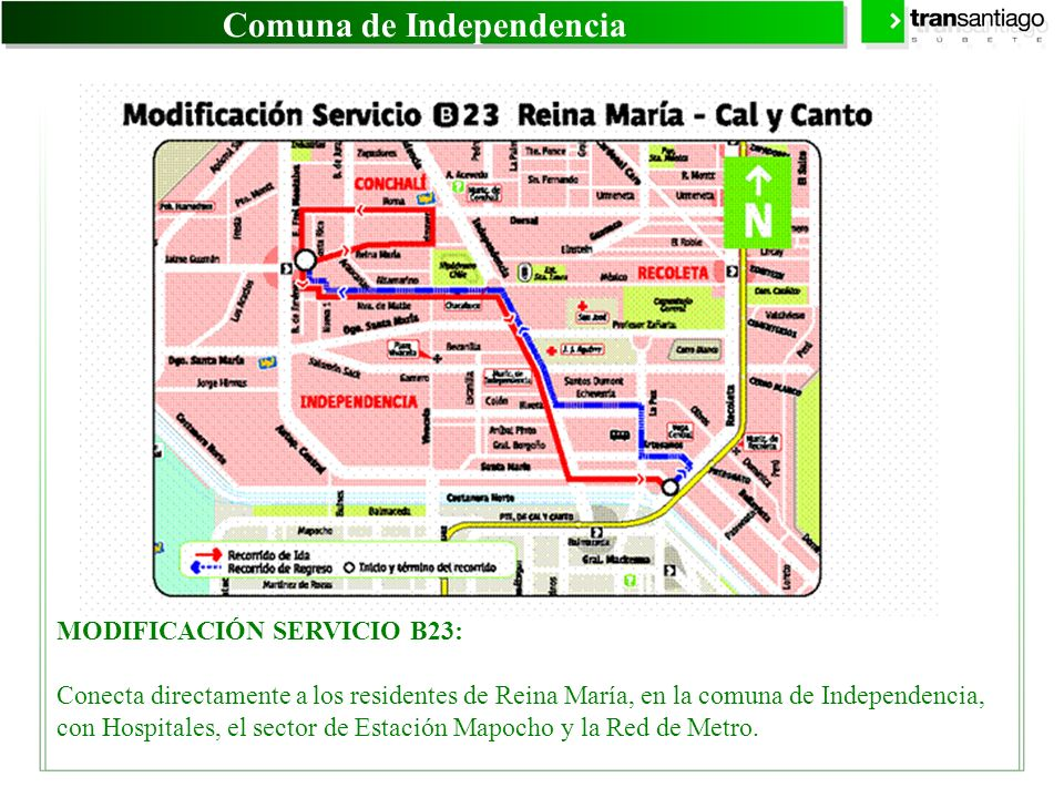 Comuna de Independencia