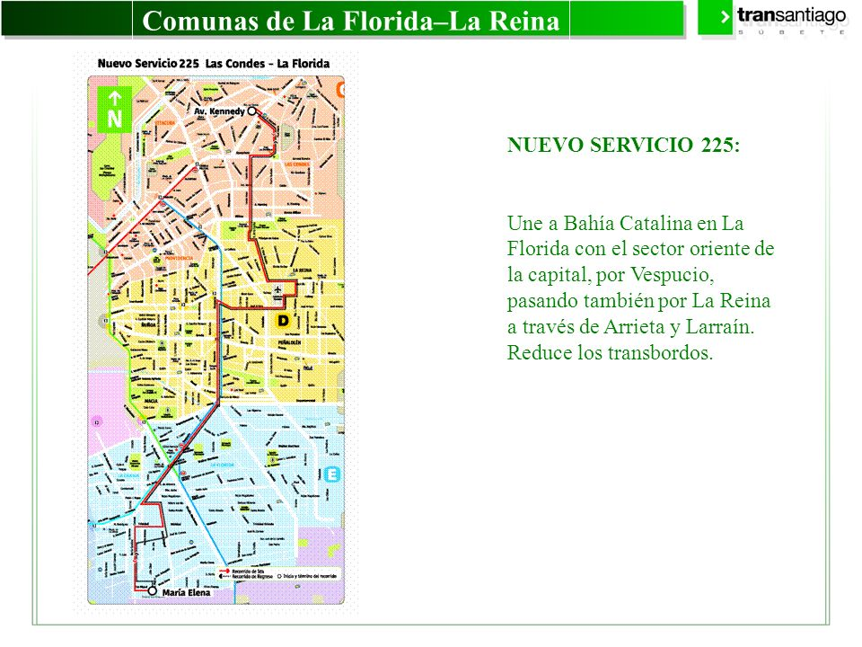 Comunas de La Florida–La Reina