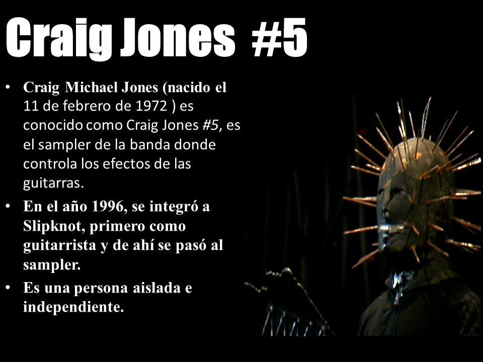 Craig Jones #5