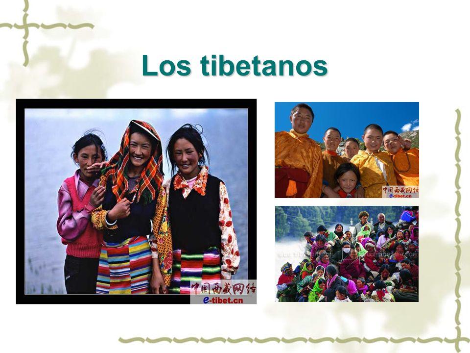 Los tibetanos