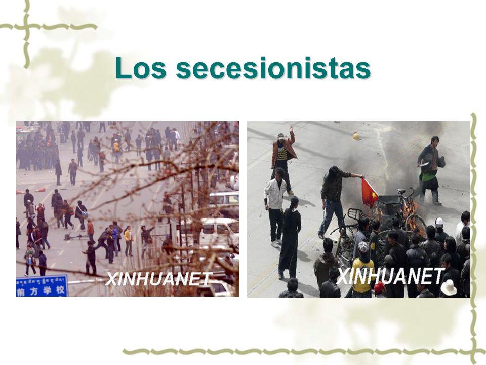 Los secesionistas