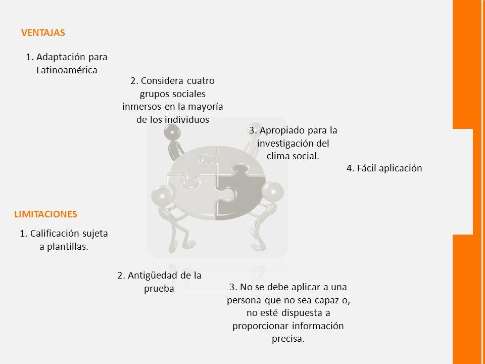 1. Adaptación para Latinoamérica
