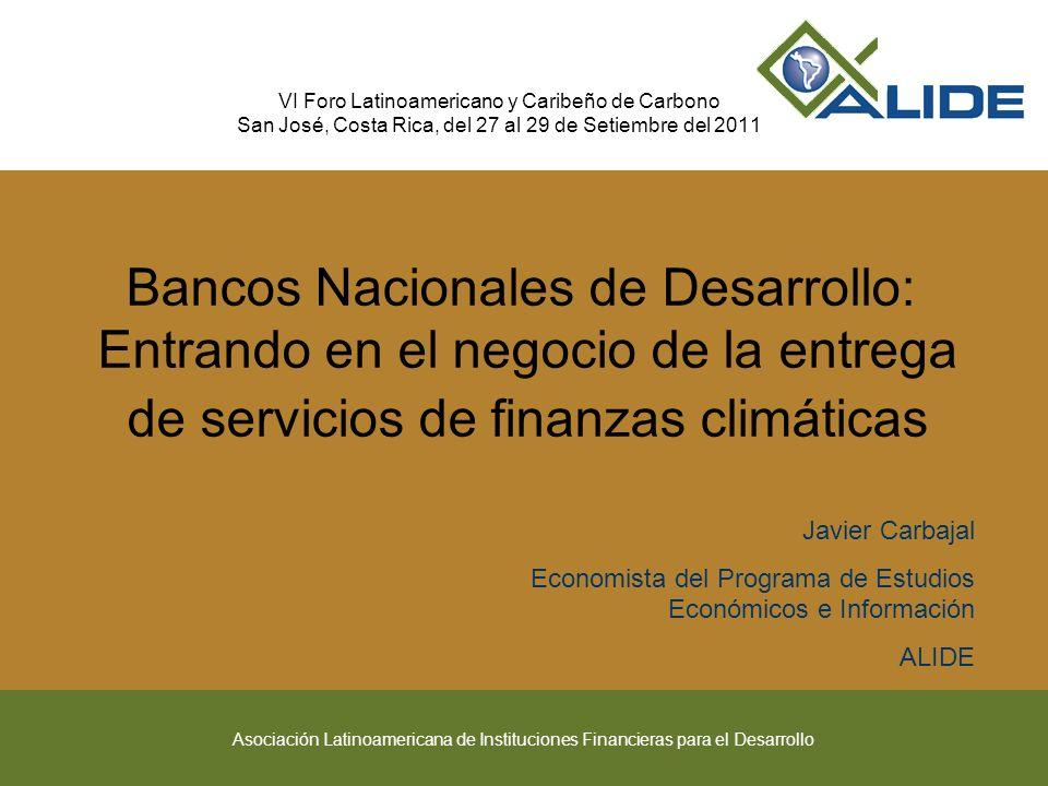 VI Foro Latinoamericano y Caribeño de Carbono