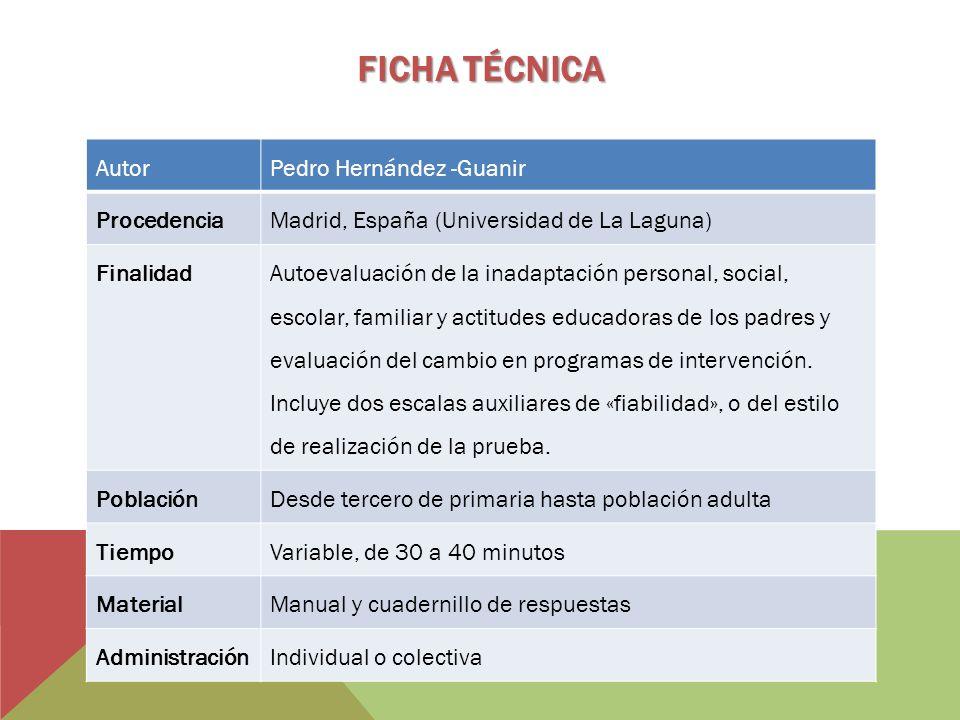Ficha técnica Autor Pedro Hernández -Guanir Procedencia