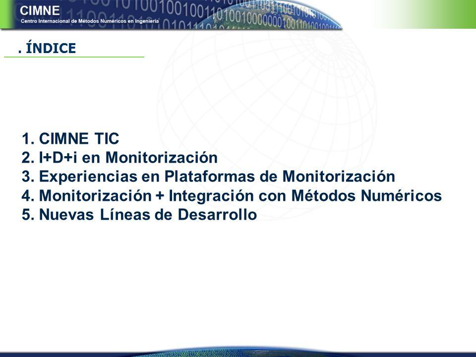 2. I+D+i en Monitorización