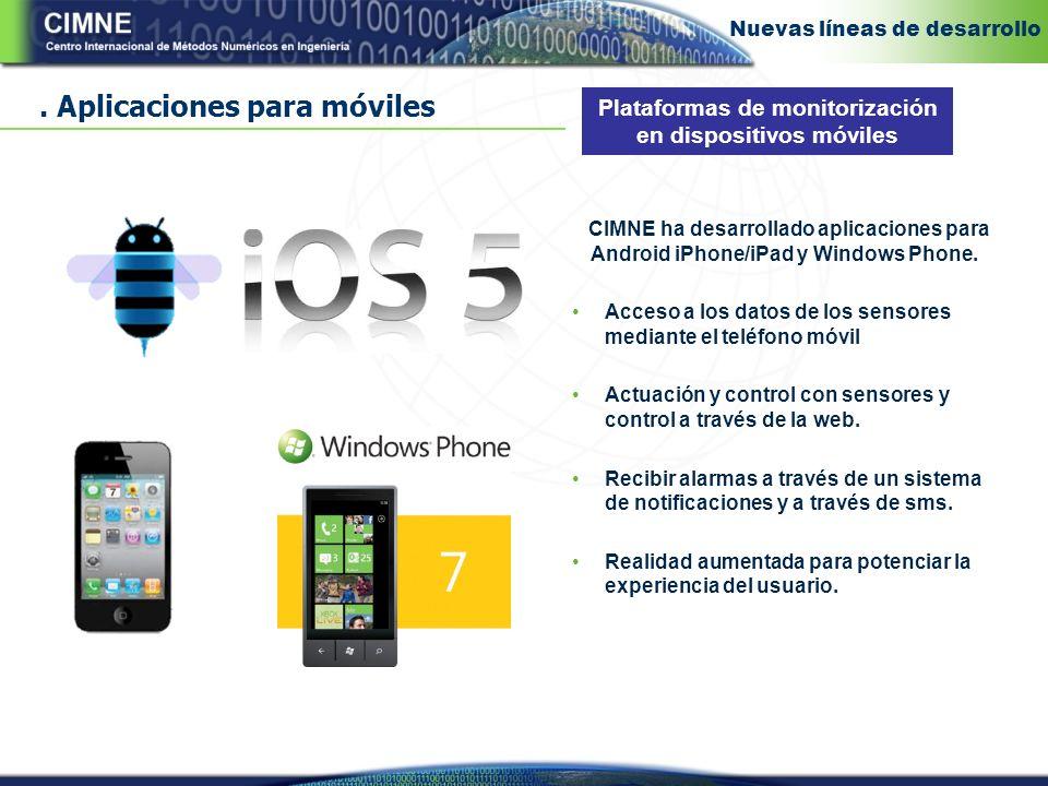 Plataformas de monitorización en dispositivos móviles