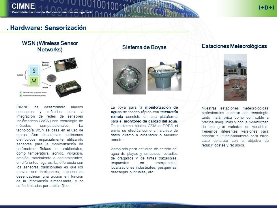 WSN (Wireless Sensor Networks)