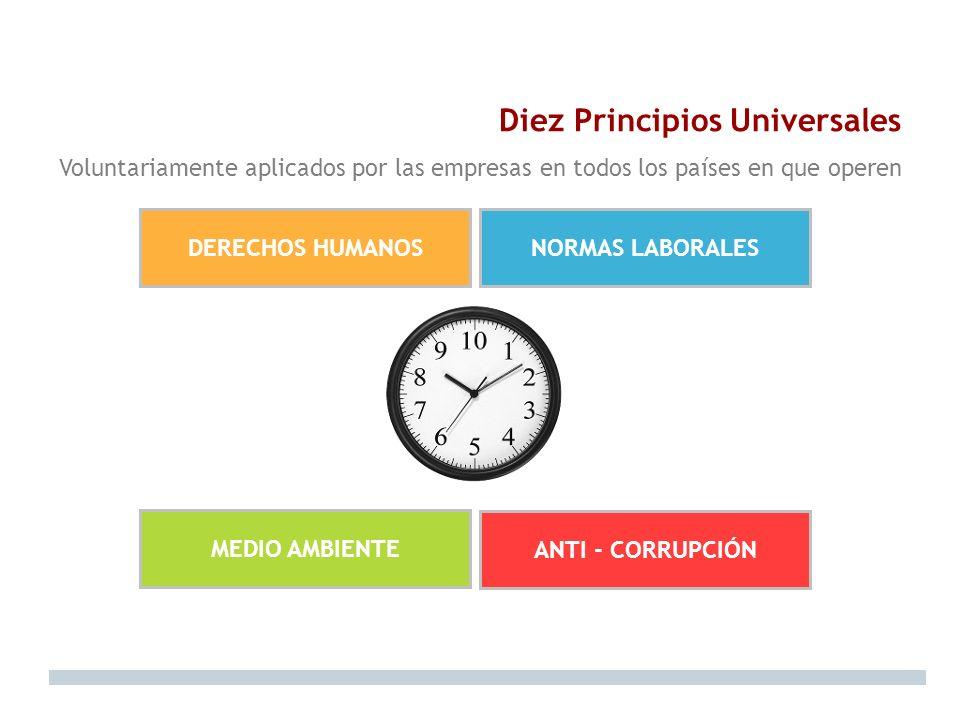 Diez Principios Universales
