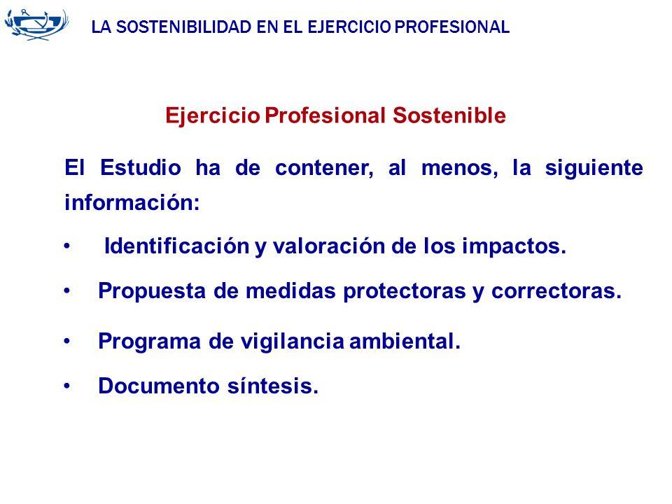 ACUERDO DE LA INGENIERÍA 29/06/2007 Ejercicio Profesional Sostenible