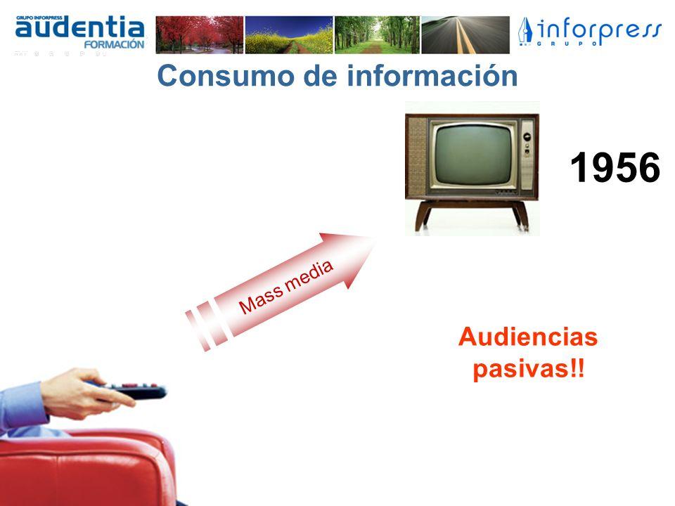 Consumo de información