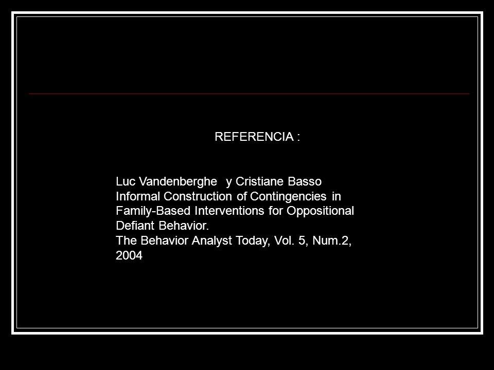 REFERENCIA :