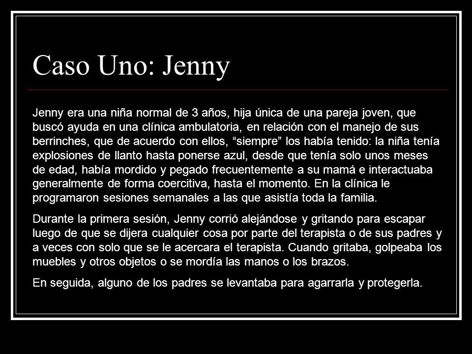 Caso Uno: Jenny
