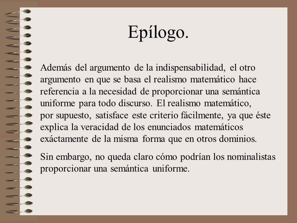 Epílogo.