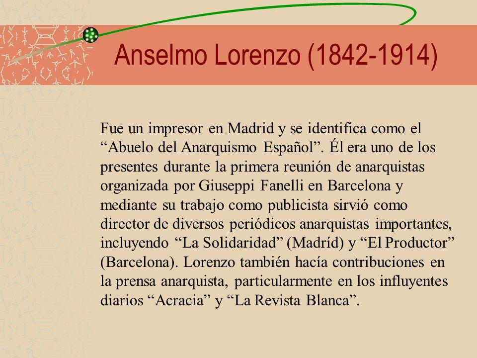 Anselmo Lorenzo (1842-1914)