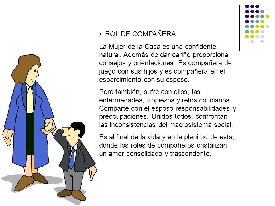ROL DE COMPAÑERA