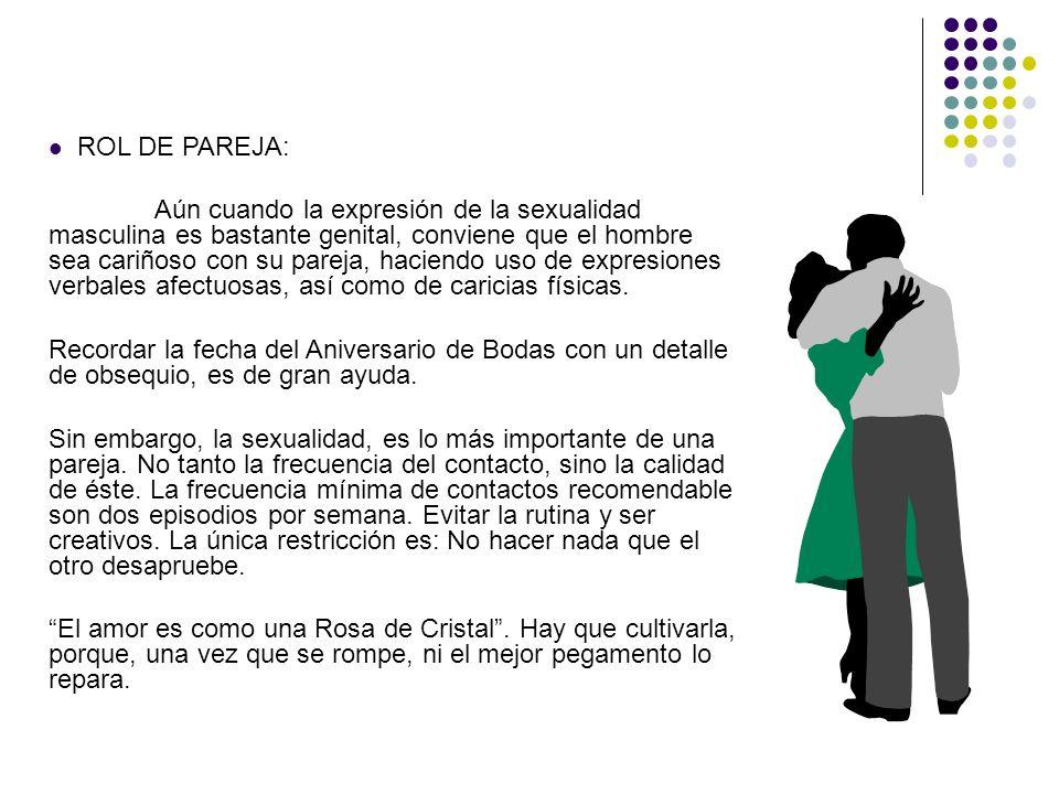 ROL DE PAREJA:
