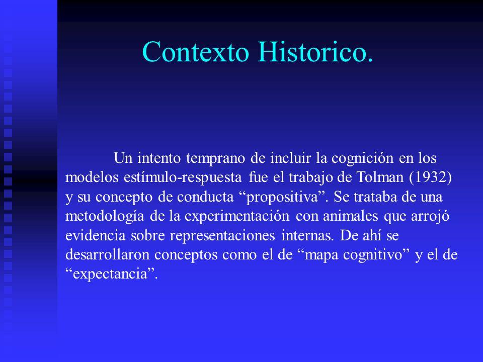Contexto Historico.