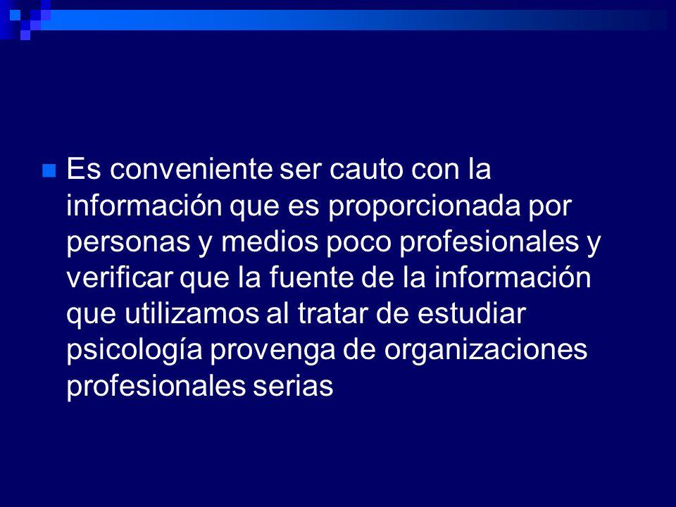 Existen numerosas áreas de trabajo en la psicología aplicada