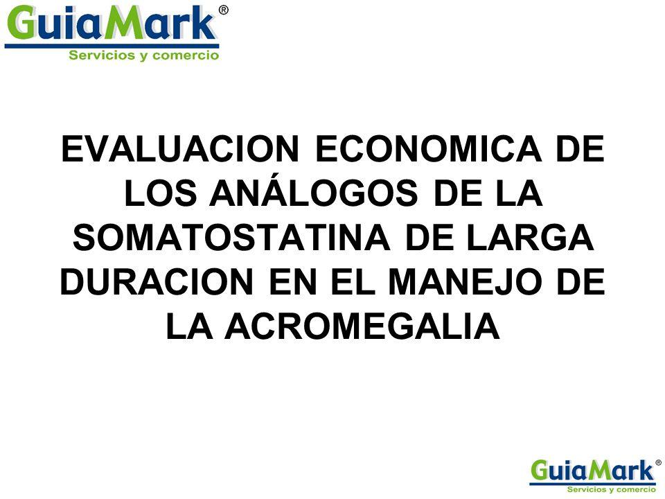 Evaluacion economica de los an logos de la somatostatina - Velas de larga duracion ...
