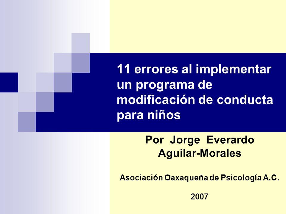 Asociación Oaxaqueña de Psicología A.C.