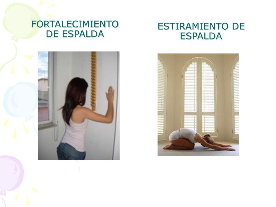 FORTALECIMIENTO DE ESPALDA