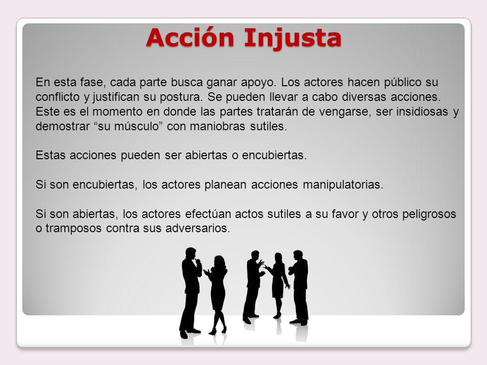 Acción Injusta