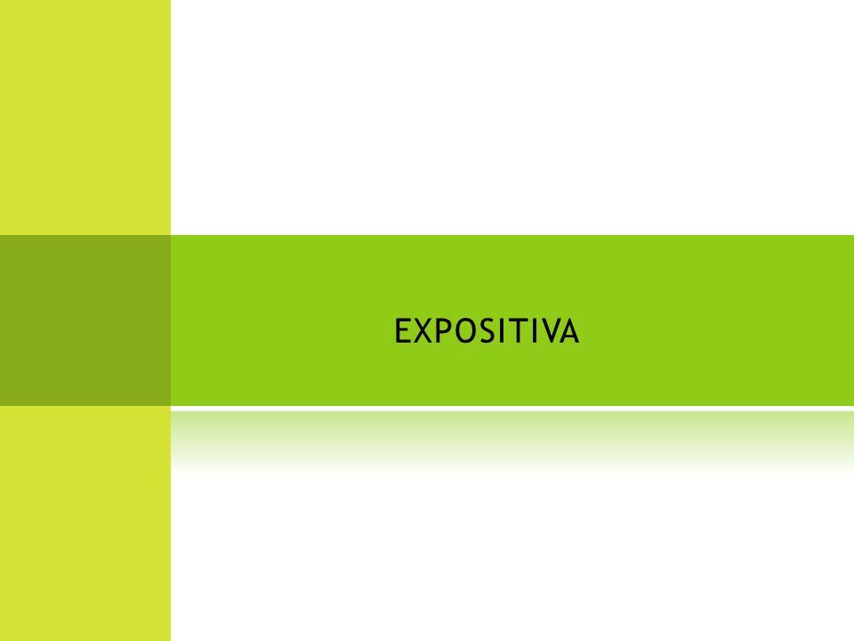 expositiva