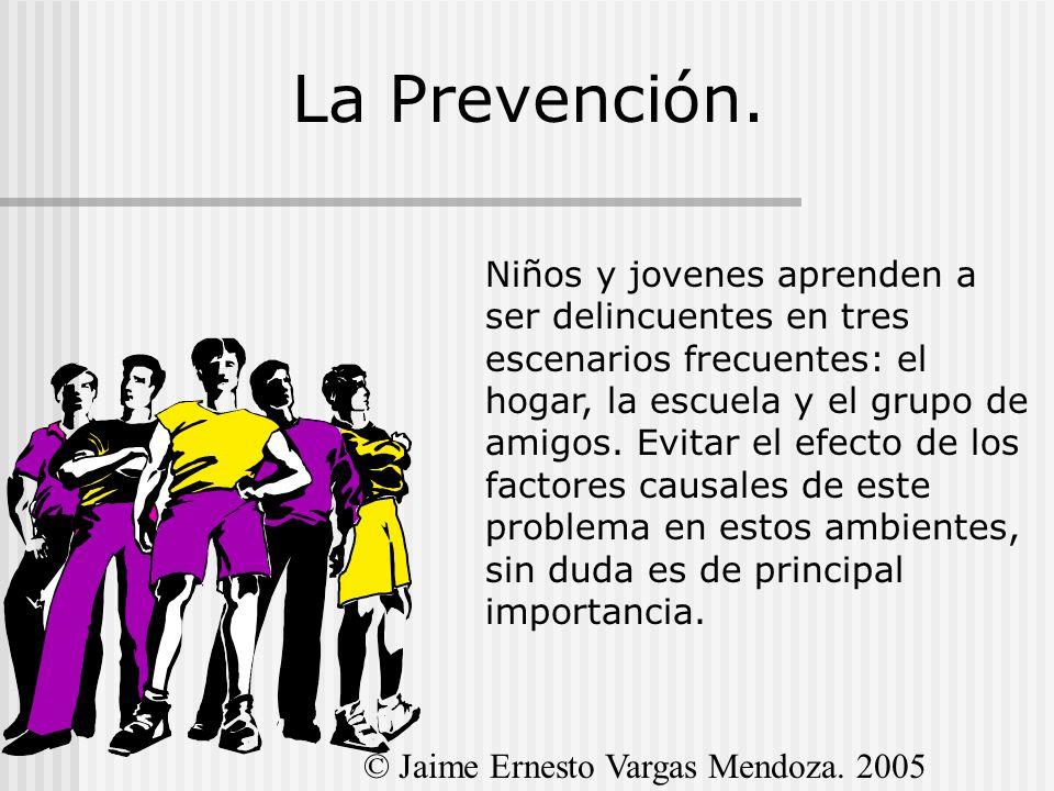 La Prevención.
