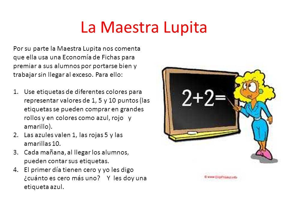 La Maestra Lupita