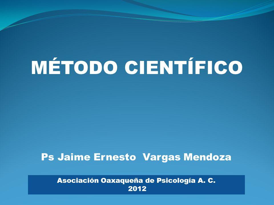 Ps Jaime Ernesto Vargas Mendoza
