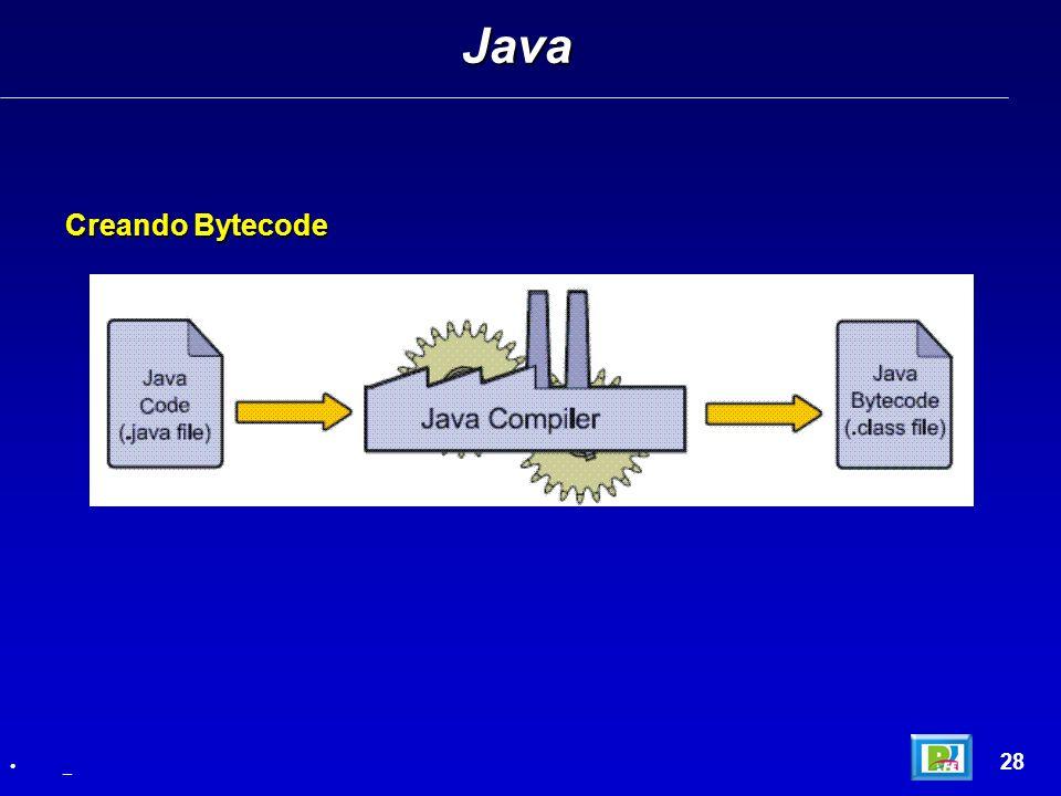 Java Creando Bytecode 28 _