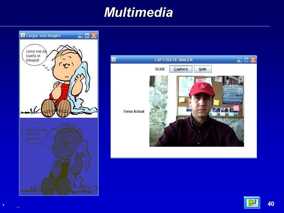 Multimedia 40 _