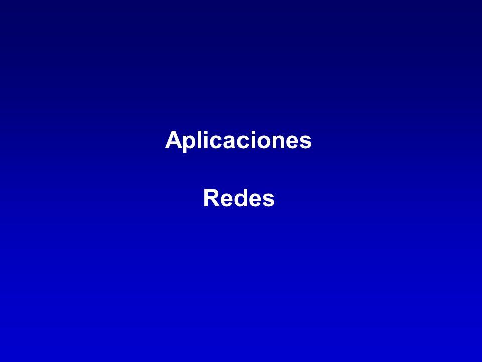 Aplicaciones Redes
