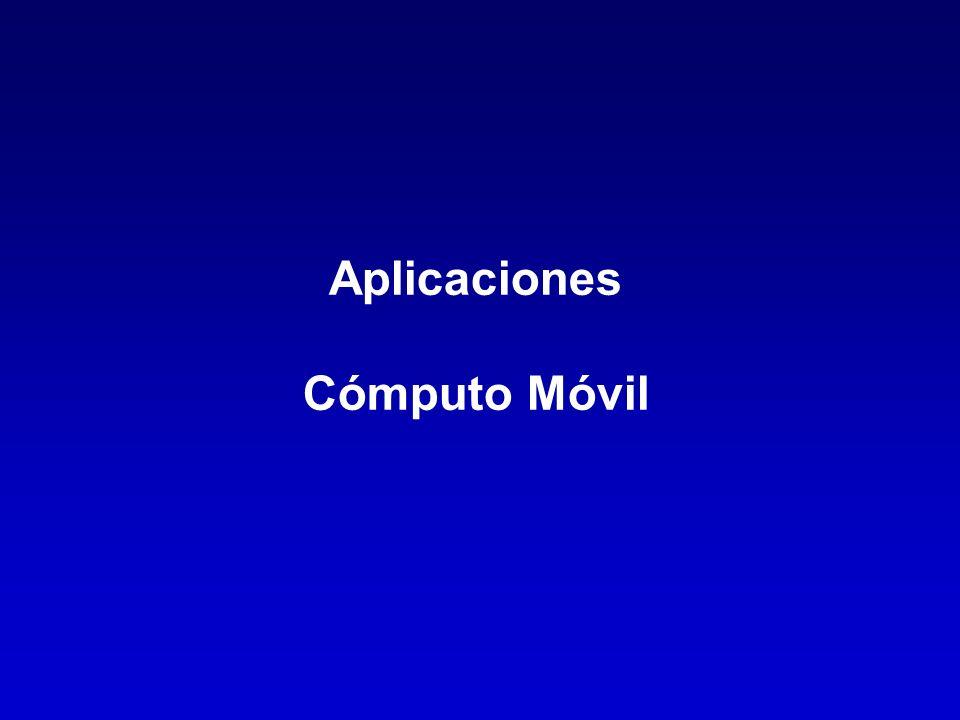 Aplicaciones Cómputo Móvil