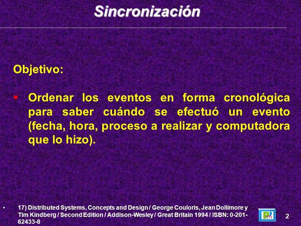 Sincronización Objetivo: