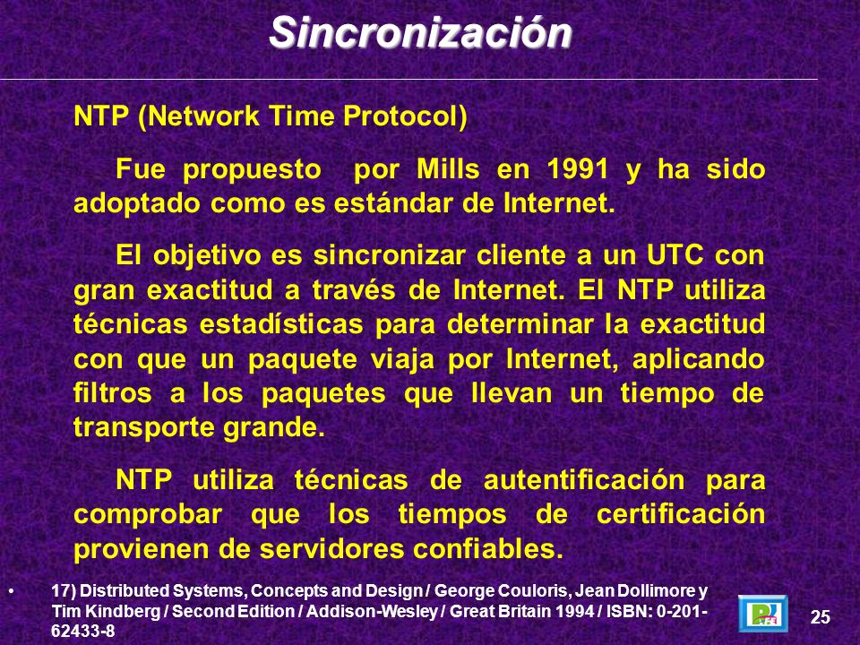Sincronización NTP (Network Time Protocol)‏