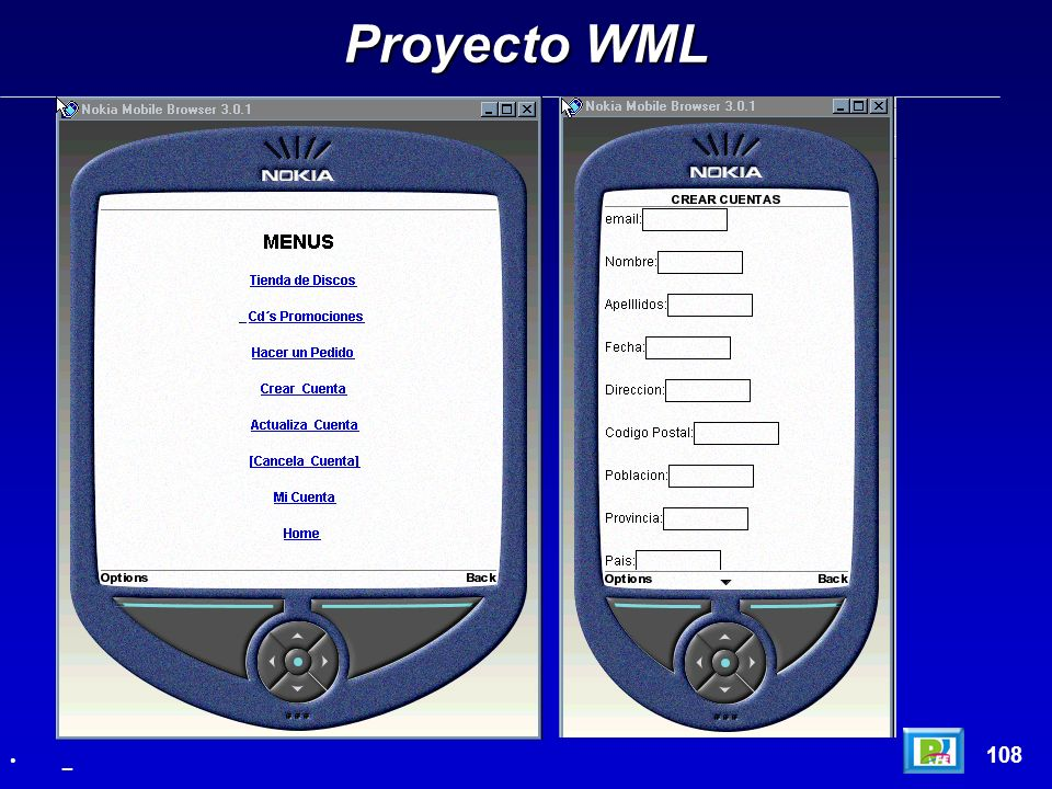 Proyecto WML 108 _