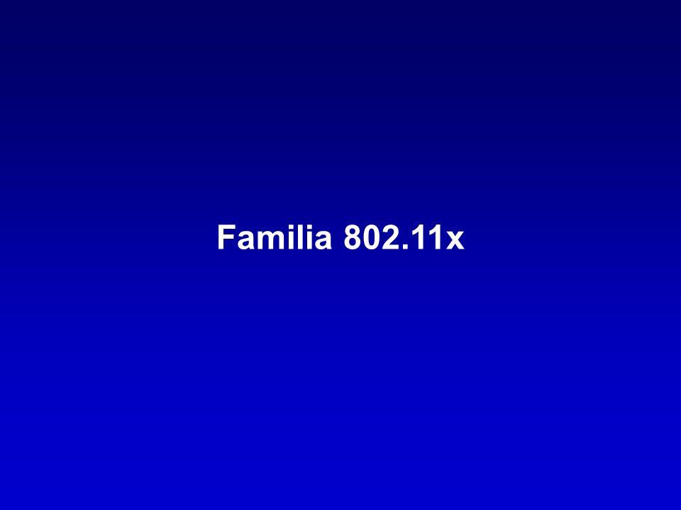 Familia 802.11x