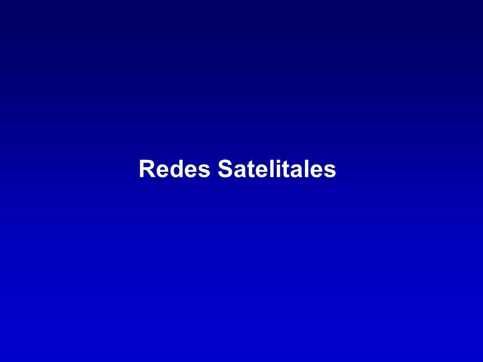 Redes Satelitales