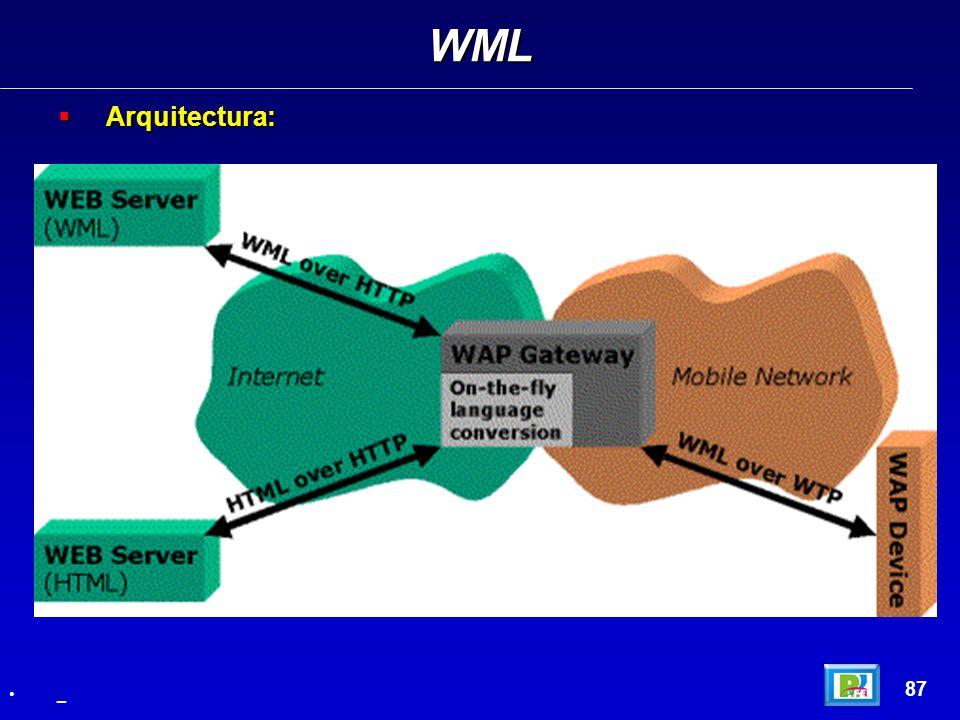 WML Arquitectura: 87 _