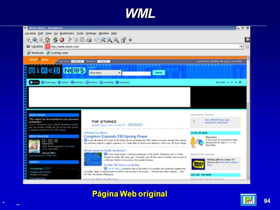 WML Página Web original 94 _